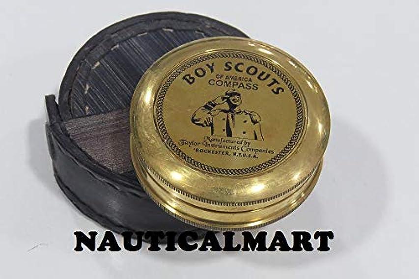 保険をかける大声でマラウイNauticalMart Brass Nautical Decor Halloween or Black Friday Gift Compass