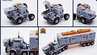 Mech Fans Toys MFT MS VP-01 1:60 MECHAXNIC STXUDIO 車の神 第1弾 [並行輸入品]