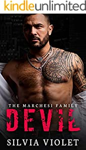Devil: A Dark Mafia Romance (The Marchesi Family Book 3) (English Edition)