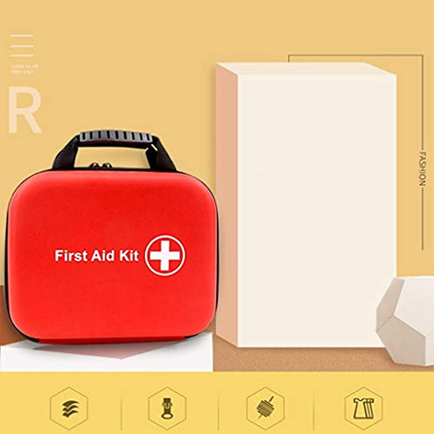 これまでウォーターフロントピストンBBJOZ 薬箱ポータブル大エヴァ家族屋外救急箱ポータブル医療救命キット車緊急キット