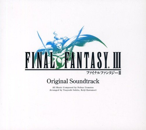FINAL FANTASY III オリジナル・サウンドトラック DS版 (DVD付)の詳細を見る