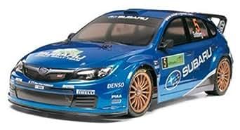 タミヤ 1/10 電動RCカーシリーズ No.426 1/10 スバル インプレッサ WRC 2008 TT-01 TYPE-E 58426