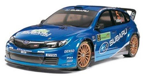1/10 電動RCカーシリーズ No.426 1/10 スバル インプレッサ WRC 2008 TT-01 TYPE-E 58426