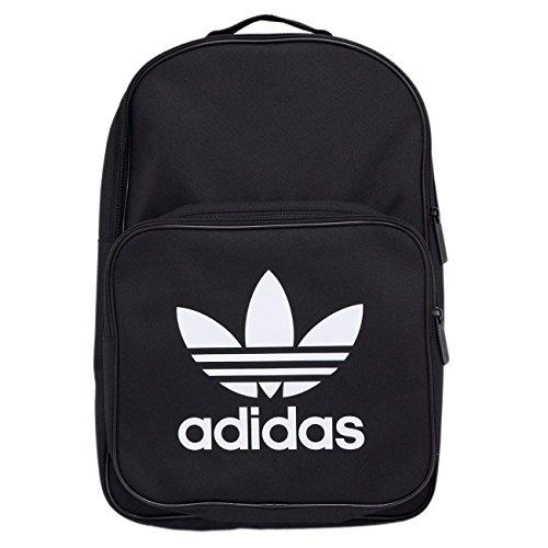 adidas Originals(アディダス オリジナルス) バックパック メンズ レディース BACKPACK CLASSIC TREFOIL Free ブラック nqb28-BK6723