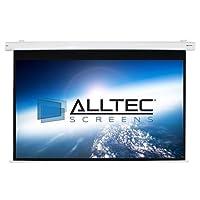 Alltec画面100インチDiag。53x 85Electricプロジェクタスクリーン、ワイドスクリーンPC形式