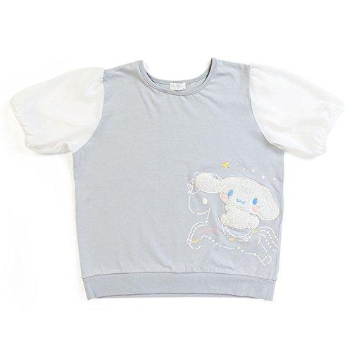 シナモロール15th 大人Tシャツ(夜空)