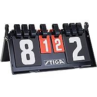 STIGA(スティガ) 卓球 スコアボード (スモール) ブラック 1904-0113-01