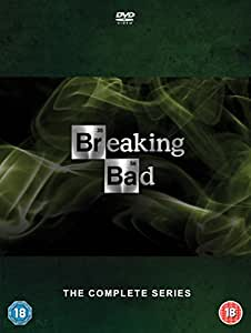 Breaking Bad: The Complete Series [DVD] [Import]