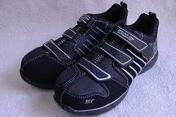 ダンロップ 安全靴 マグナムST302 (24.0cm, ブラック)