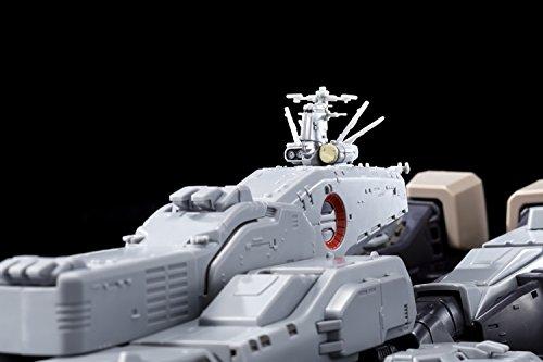 超時空要塞マクロス 愛・おぼえていますか 1/3000 完全変形 SDF-1 MACROSS