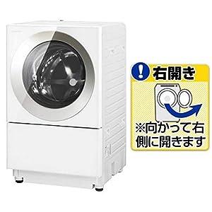 パナソニック 右開き ななめドラム 全自動洗濯機 (容量7kg/乾燥3kg) (シャンパン) (NAVG720RN) シャンパン NA-VG720R-N