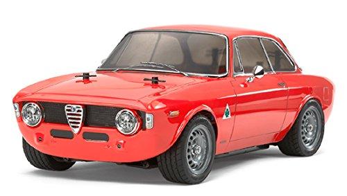 1/10 電動RCカーシリーズ No.486 アルファロメオ ジュリア スプリント GTA (M-06シャーシ) 58486