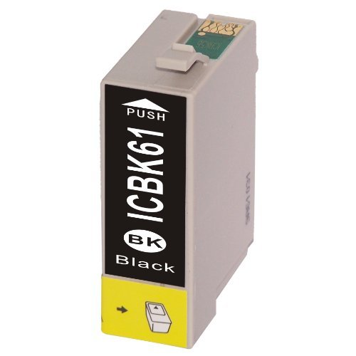 EPSON互換インク ブラック ICBK61