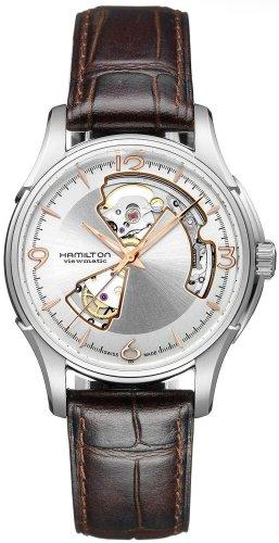[ハミルトン]HAMILTON 腕時計 正規保証 AMERICAN CLASSIC JAZZMASTER OPEN HEART H32565555 メンズ [正規輸入品]