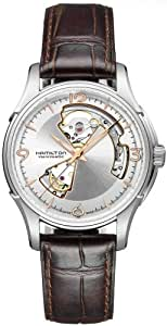 [ハミルトン]HAMILTON 腕時計 AMERICAN CLASSIC JAZZMASTER OPEN HEART H32565555 メンズ [正規輸入品]