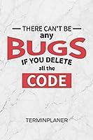TERMINPLANER: Software Entwickler Kalender Programmierer Witz Terminkalender - Informatiker Sprueche Wochenplaner Entwickler Witz Wochenplanung Game Design Taschenkalender Game Developer To-Do Liste Termine