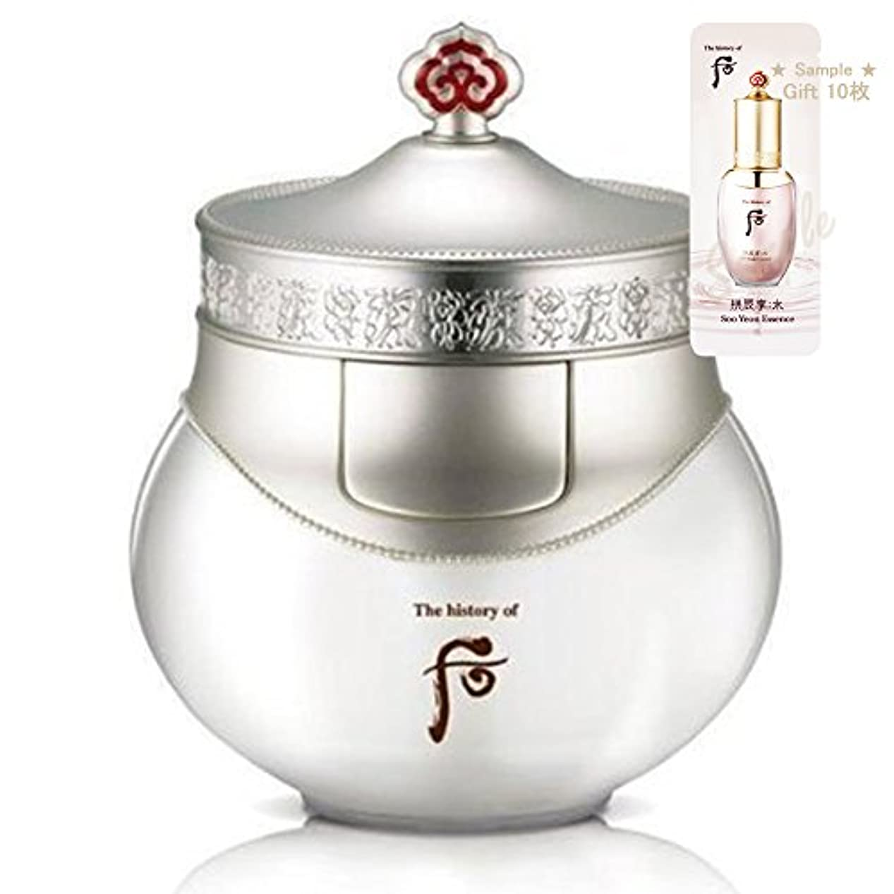 適切に九月鎮静剤The history of whoo Gongjinhyang Seol Whitening & Mositure Cream - 60ml[並行輸入品]