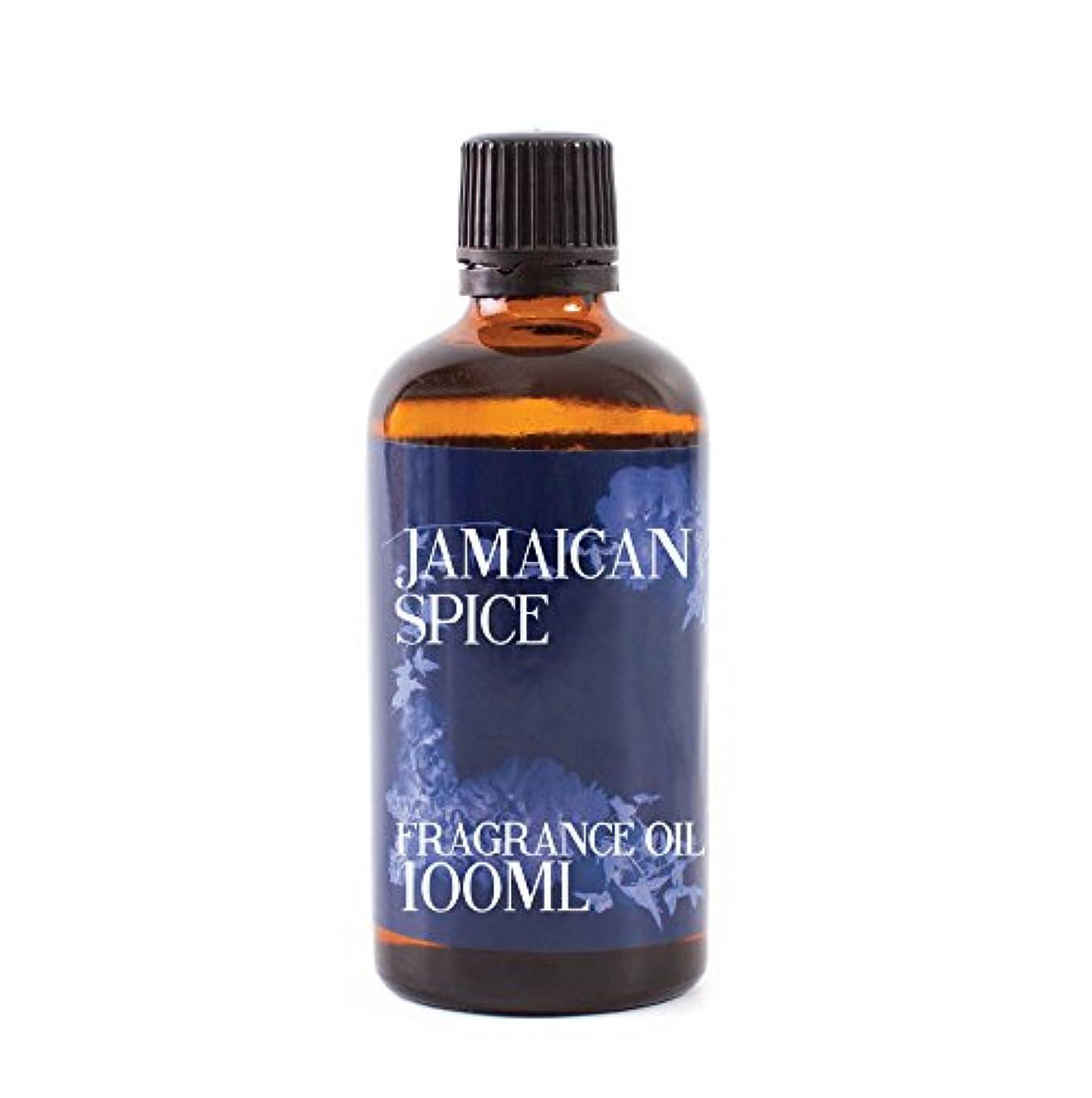 シロナガスクジラタイピストドットMystic Moments | Jamaican Spice Fragrance Oil - 100ml