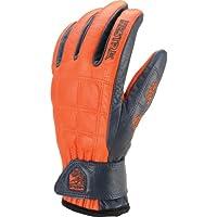 Hestra ヘストラ Henrik Leather Pro Model Glove ヘンリック レザー プロモデル グローブ 7 Flame Red/Blue [並行輸入品]