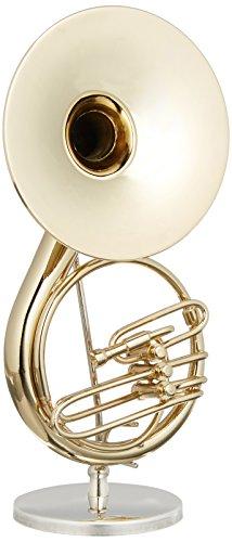[해외]SUNRISE SOUND HOUSE 선 라이즈 사운드 하우스 미니어처 악기 스자혼 골드/SUNRISE SOUND HOUSE Sunrise Soundhouse Miniature Instrument Susafon Gold