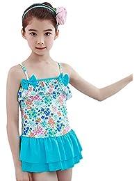6c131a9b42dad Amazon.co.jp  110 - 水着   ガールズ  服&ファッション小物