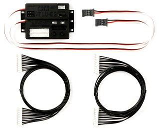 OPパーツ OP.937 LEDライトコントロールユニット(TLU-02) 53937