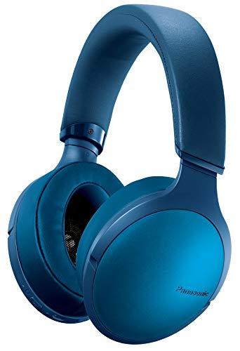 パナソニック 密閉型ヘッドホン ワイヤレス ハイレゾ音源対応 Bluetooth対応 マリンブルー RP-HD300B-A