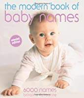 The Modern book of baby's names