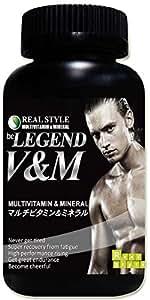 ビーレジェンドV&M -beLEGEND V&M- (マルチビタミン&ミネラル)