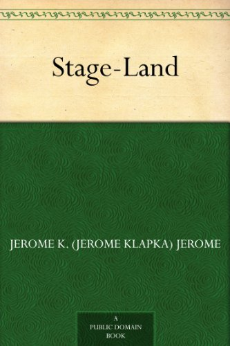 Stage-Land (English Edition)