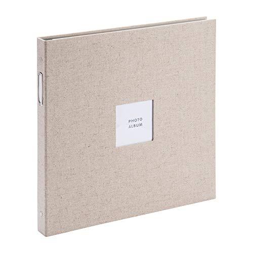 マークス バインダー式アルバム リネン BAL-AL01-LN