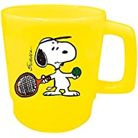 大西賢製販 子ども用コップ テニス 350ml Peanuts プラスチックマグ PA-522