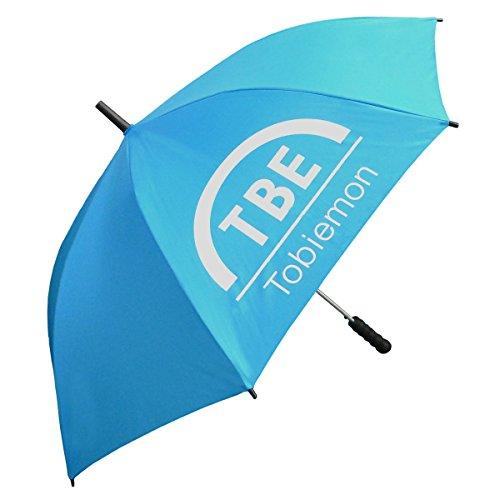 TOBIEMON(トビエモン) ゴルフ傘 飛衛門 ゴルフ用傘 晴雨兼用 T-UM 青色 B01NBVD9C4 1枚目