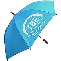 TOBIEMON(トビエモン) ゴルフ傘 飛衛門 ゴルフ用傘 晴雨兼用  T-UM 青色