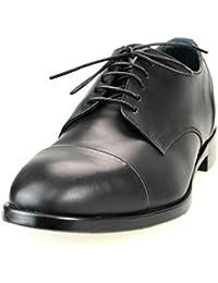 [ミハラヤスヒロ] MIHARA YASUHIRO ビジネスシューズ メンズ 革靴 本革 レザー 牛革 炙り出し 製法 ストレートチップ 外羽根 ドレスシューズ カジュアルシューズ 短靴 紳士靴 【33230500】 ブラック