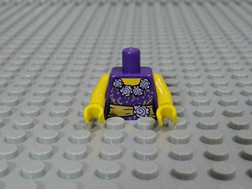 レゴ ミニフィグ 【トルソー】 1069_Dark Purple