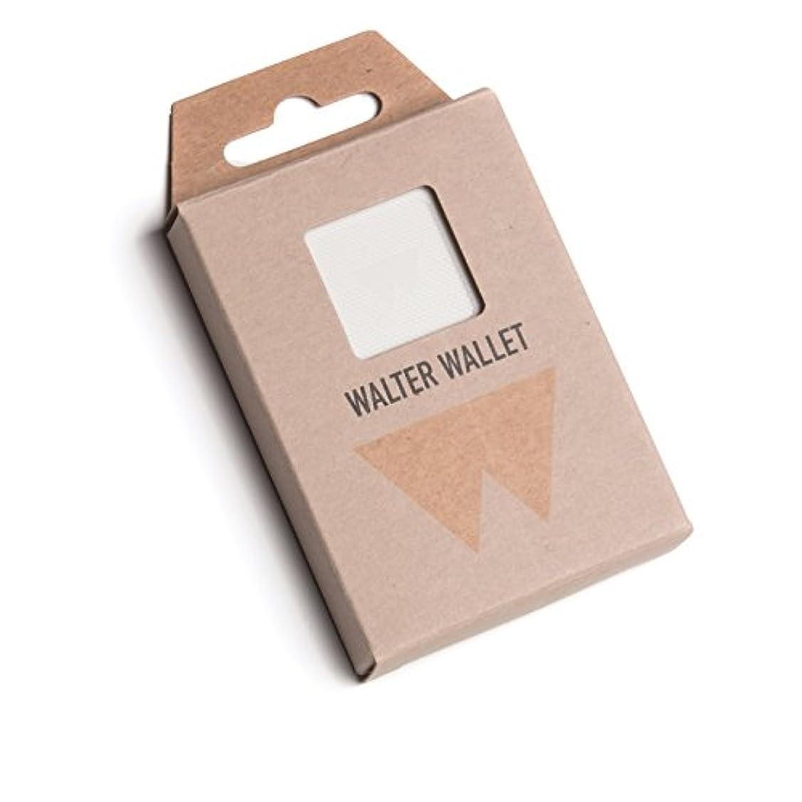メイド良さ九Walter財布非常にスリムクレジットカードマネークリップポケット財布Holds up to 7カードPlusバンクノート