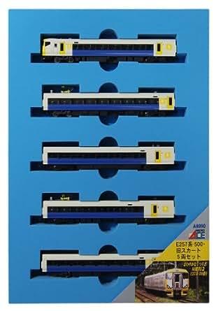 マイクロエース Nゲージ E257系-500・旧スカート 5両セット A8990 鉄道模型 電車