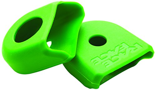 RaceFace Small Crank Boots 2-Pack Green