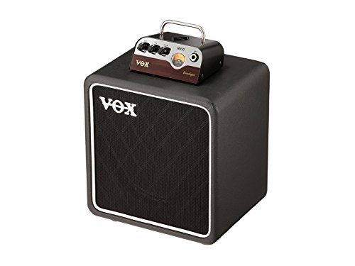 VOX 新真空管 Nutube 搭載 ギター ヘッド アンプ MV50 Boutique [MV50-BQ] + BC108 セット