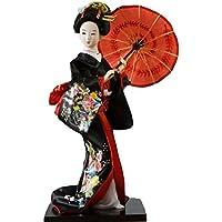 和風美しい着物芸者/マイコ人形/ギフト/装飾-09