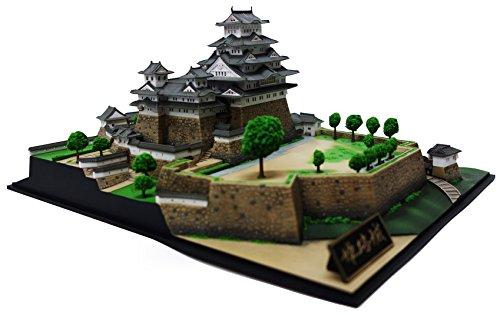 童友社 1/500 日本の名城 国宝 プレミアム姫路城 プラモデル