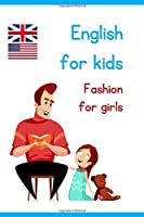 English for kids fashion for girls