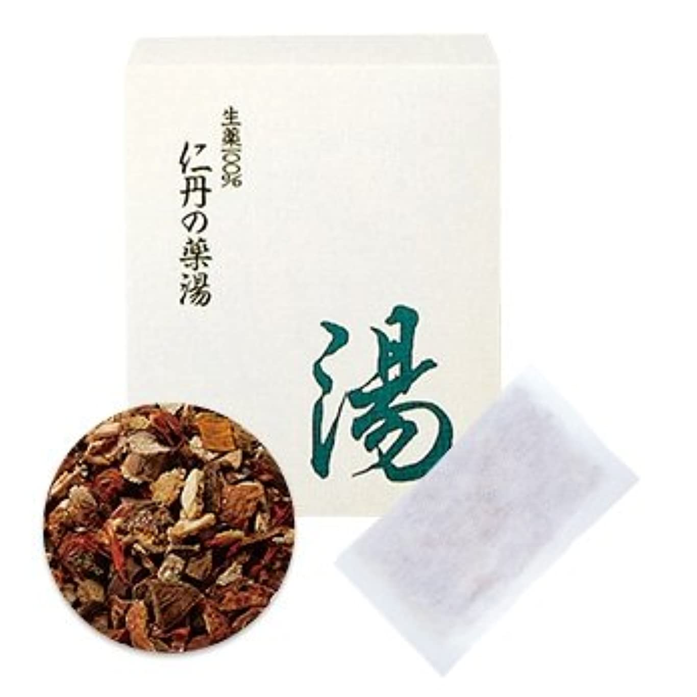 レクリエーションいらいらする繁殖森下仁丹 仁丹の薬湯(マイルド) 10包 医薬部外品