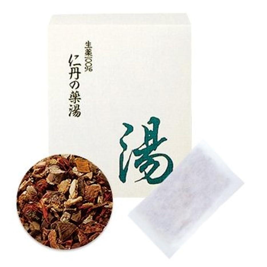 しなやかな政府順応性のある森下仁丹 仁丹の薬湯(マイルド) 10包 医薬部外品