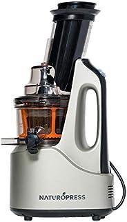 Naturopress Cold Press Juicer in Silver - Australia's Best juicer