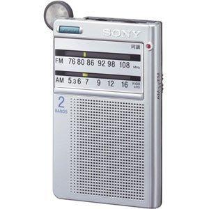 SONY FM/AMポケッタブルラジオ ICF-R46