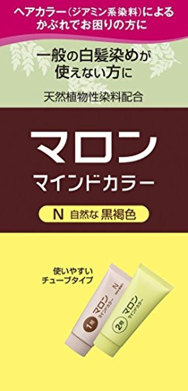 リップスモッグリファインマロン マインドカラー N 自然な黒褐色 140g ×6個