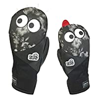 18-19 eb's (エビス) グローブ HARUSAKI-MITT KEMONO CHAN SICK XLサイズ ハルサキ ミットけものちゃん ミトン 手袋 スノーボード スキー