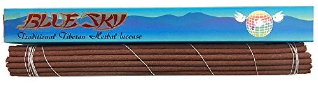 農業の無能テラスブルースカイTibetan Incense